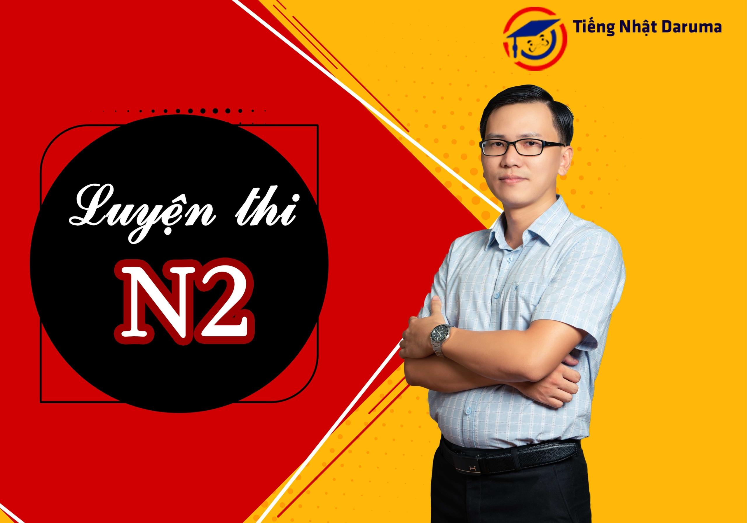luyện thi N2