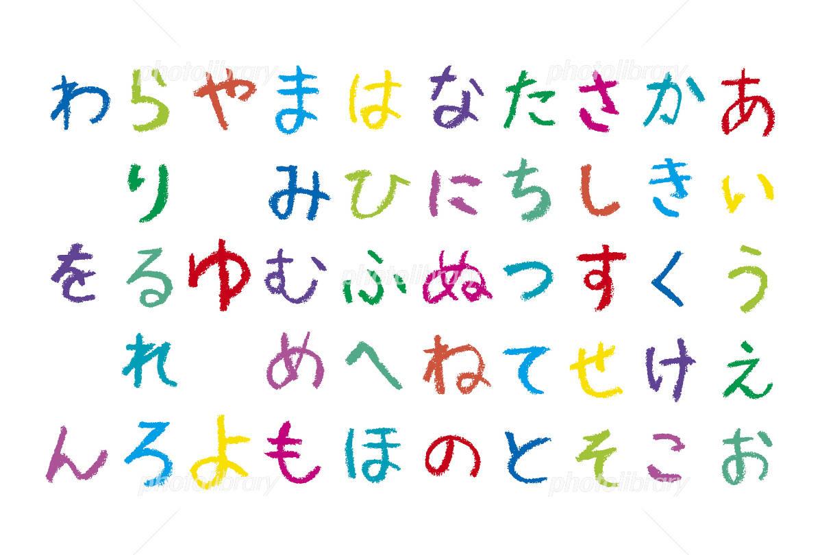 Tập viết bảng chữ cái tiếng nhật hiragana