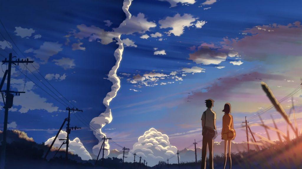 Phim anime hay 5cm/s