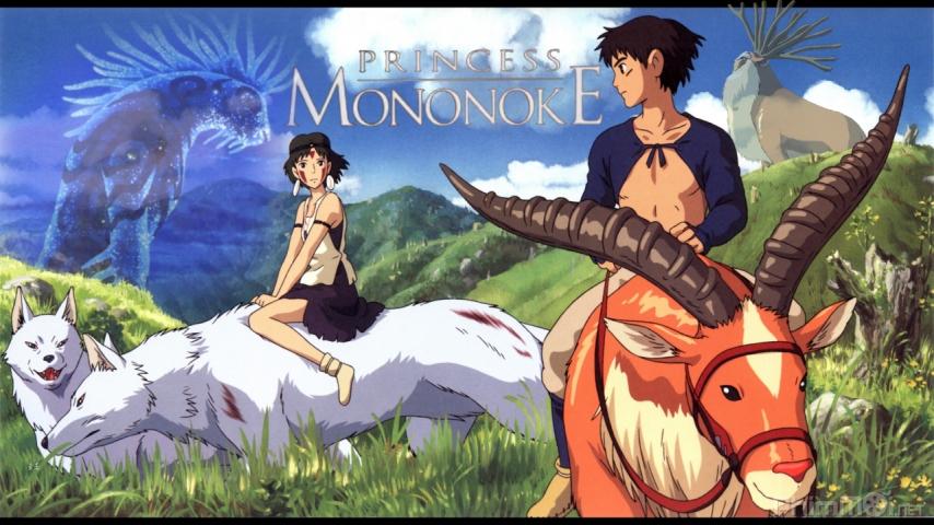 Phim anime hay Công chúa sói