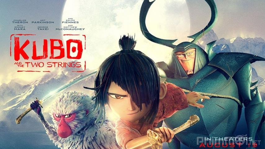 Phim anime hay kubo và sứ mệnh samurai (kubo and the two strings)