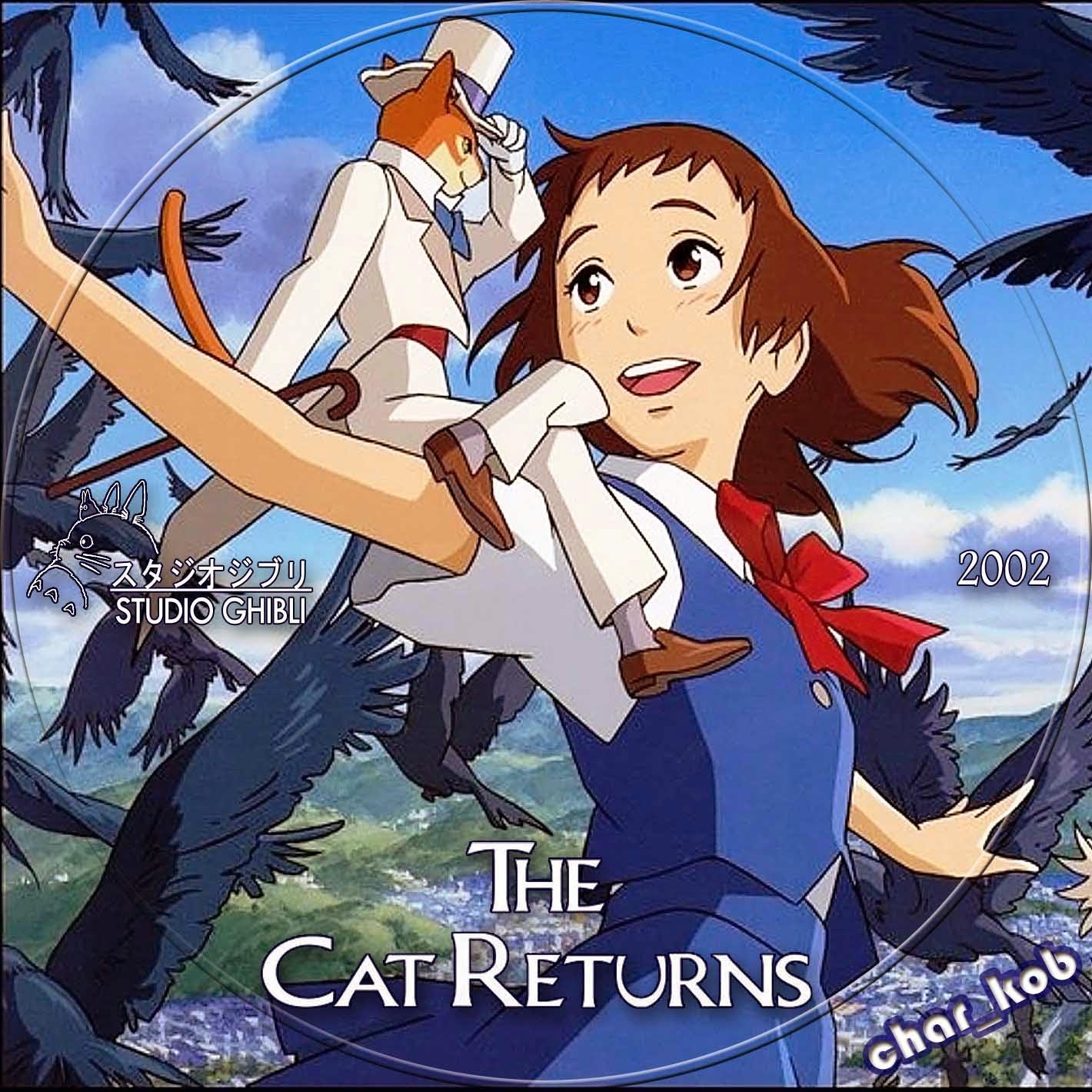 phim anime hay sự trả ơn của bầy mèo