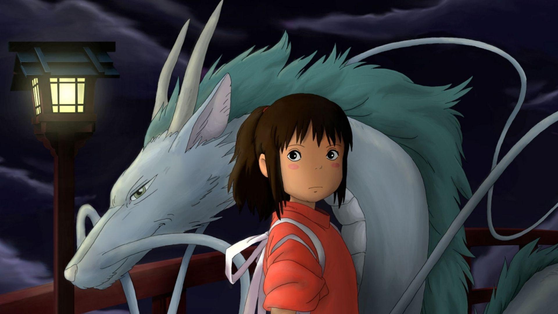 Phim anime hay Vùng Đất Linh Hồn (Spirited Away)